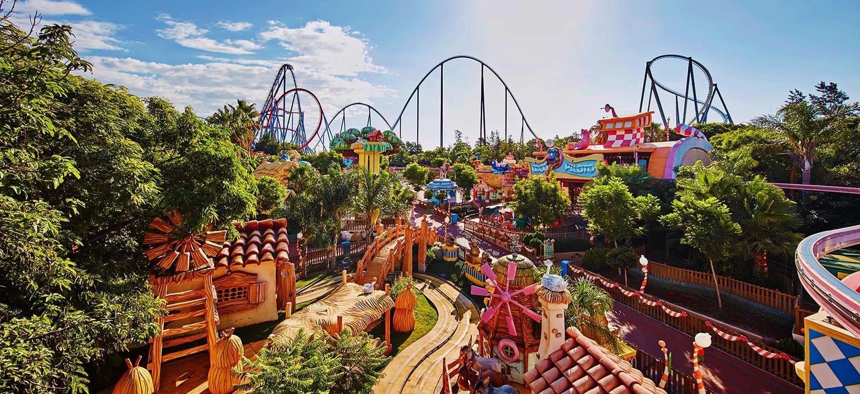 Parque de Atracciones de PortAventura