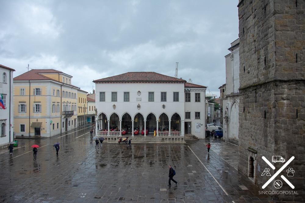 Plaza de Koper