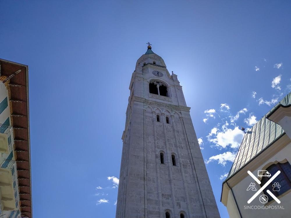 Torre Cortina de Ampezzo
