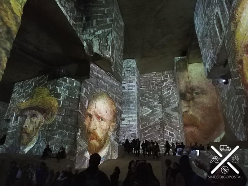 audiovisual Carrières du Lumières