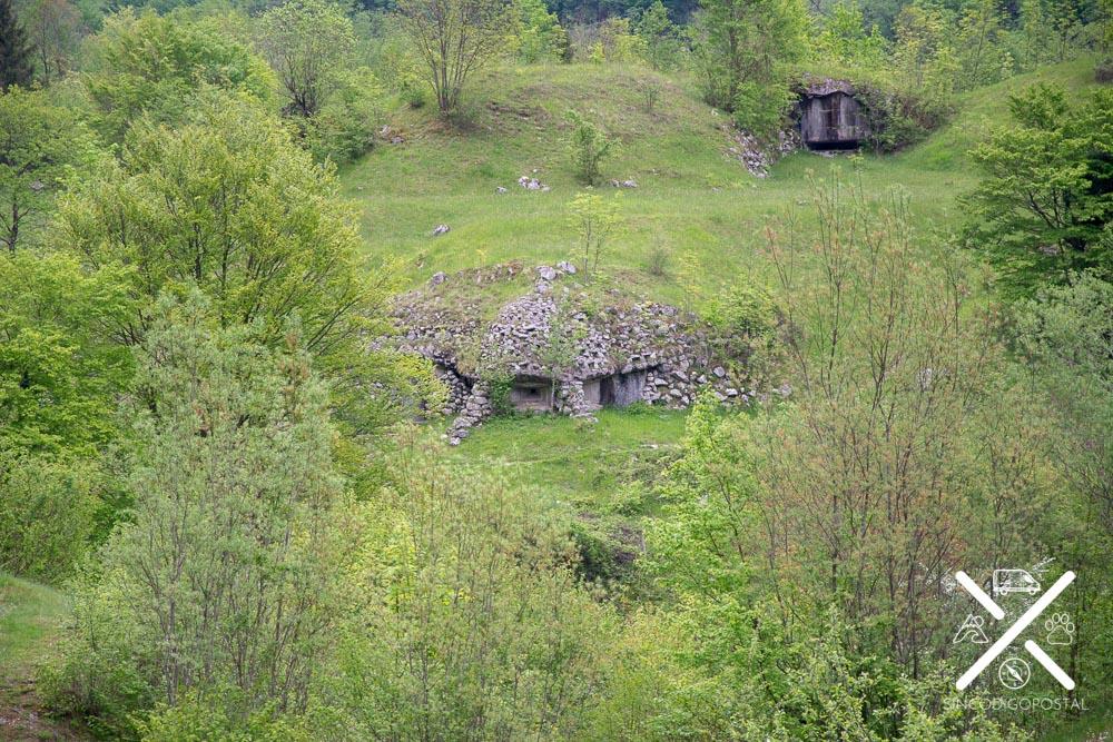 """Vista del Bunker. Os dejamos que lo """"exploréis"""" por vosotros mismos jeje"""