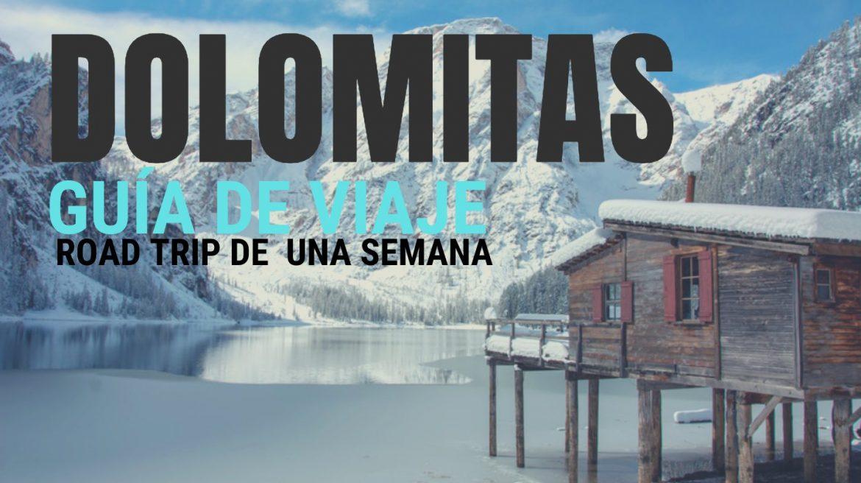Dolomitas en Camper