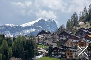 Pueblos típicos de los Dolomitas