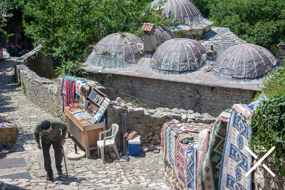 Baños (hamman) de Pocitelj
