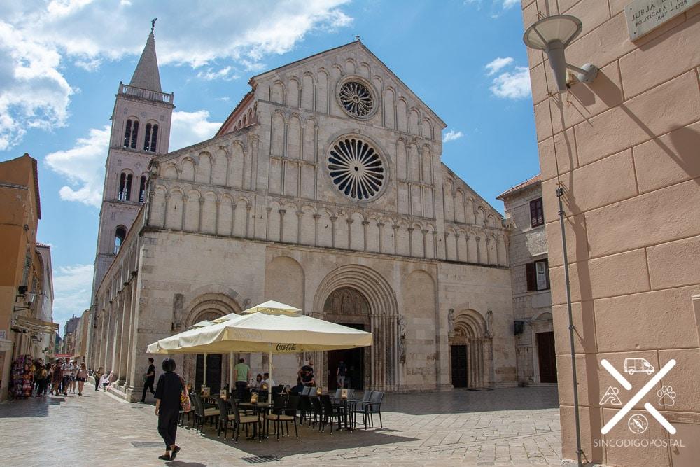 Catedral de Anastacia en Zadar