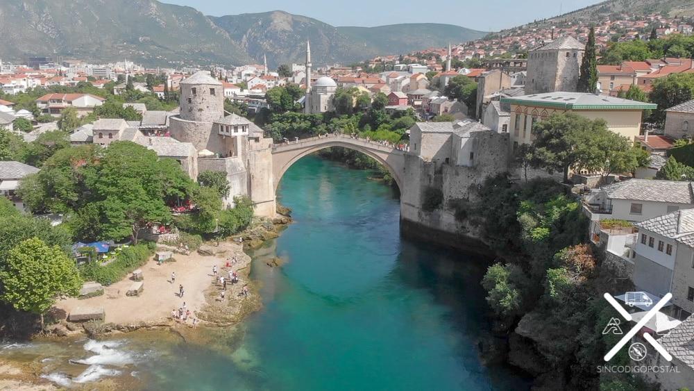 Ciudad de Mostar