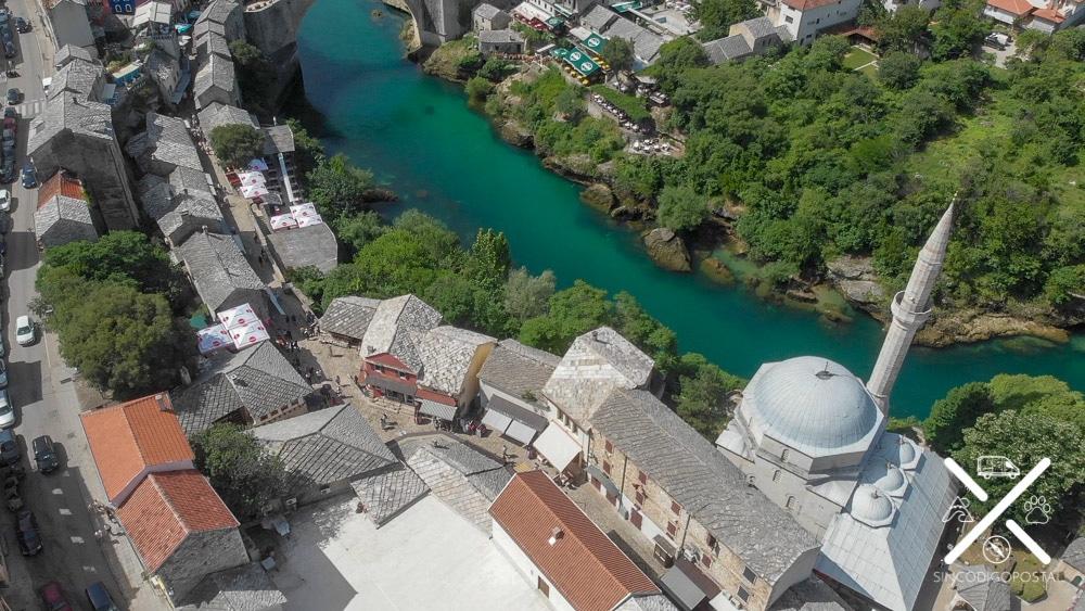 Mezquita de Mostar