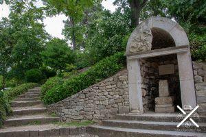 Parque Perivoj Kraljice Jelena en Zadar