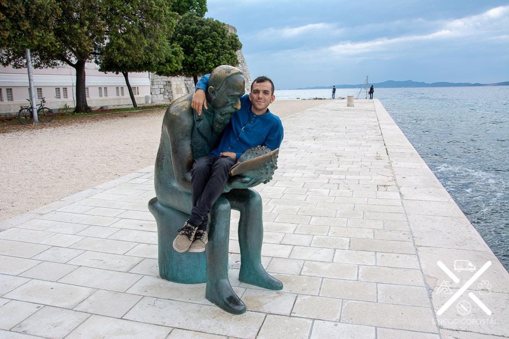 Paseo marítimo de Zadar
