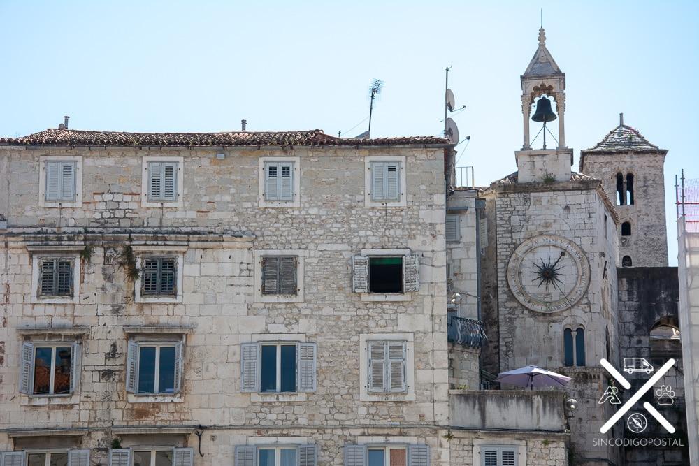 Torre del Reloj en Split