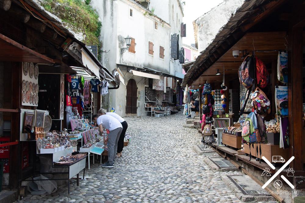 Zoco de Mostar