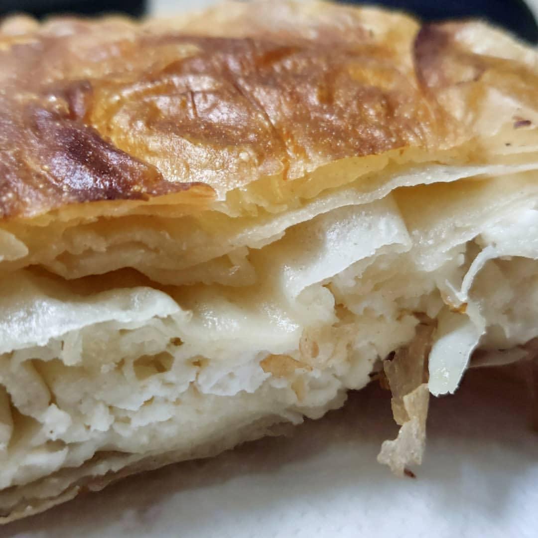 burek de queso en Zadar