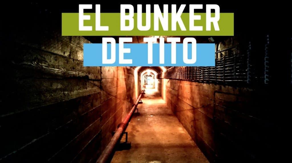el bunker de tito