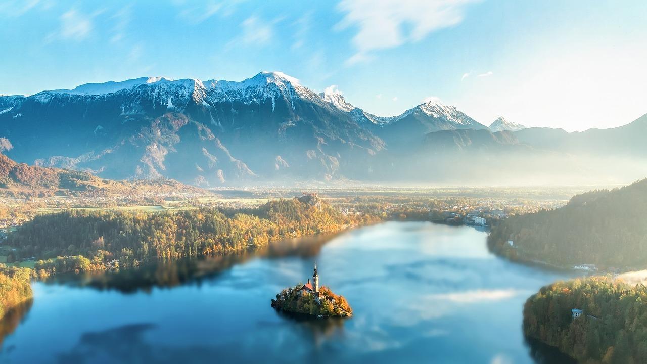 mirador Lago Bled