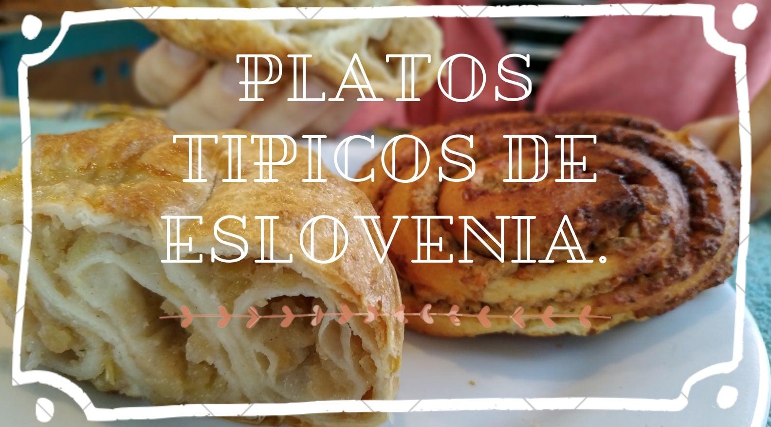 platos típicos de Eslovenia