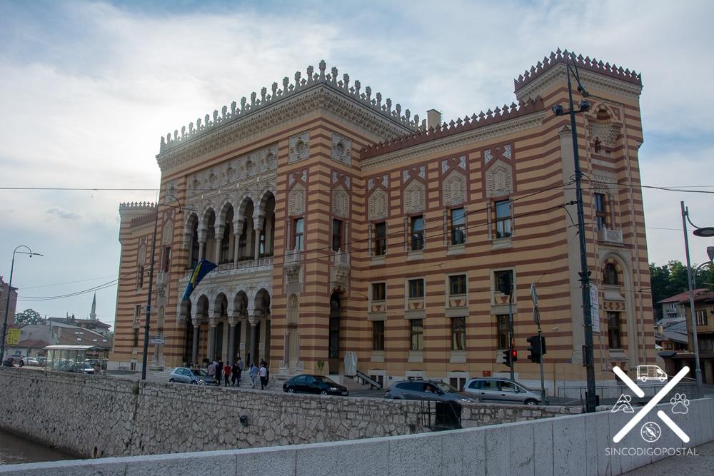 Ayuntamiento de Sarajevo