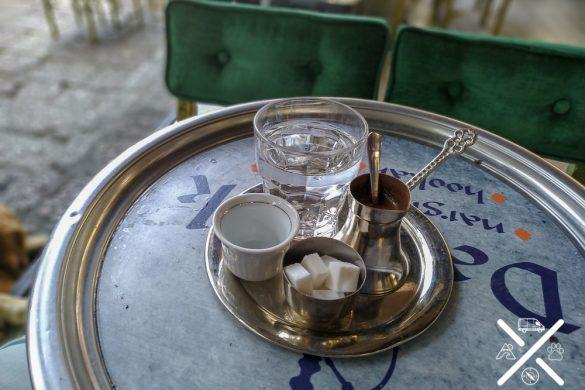 Café Bosnio en Sarajevo