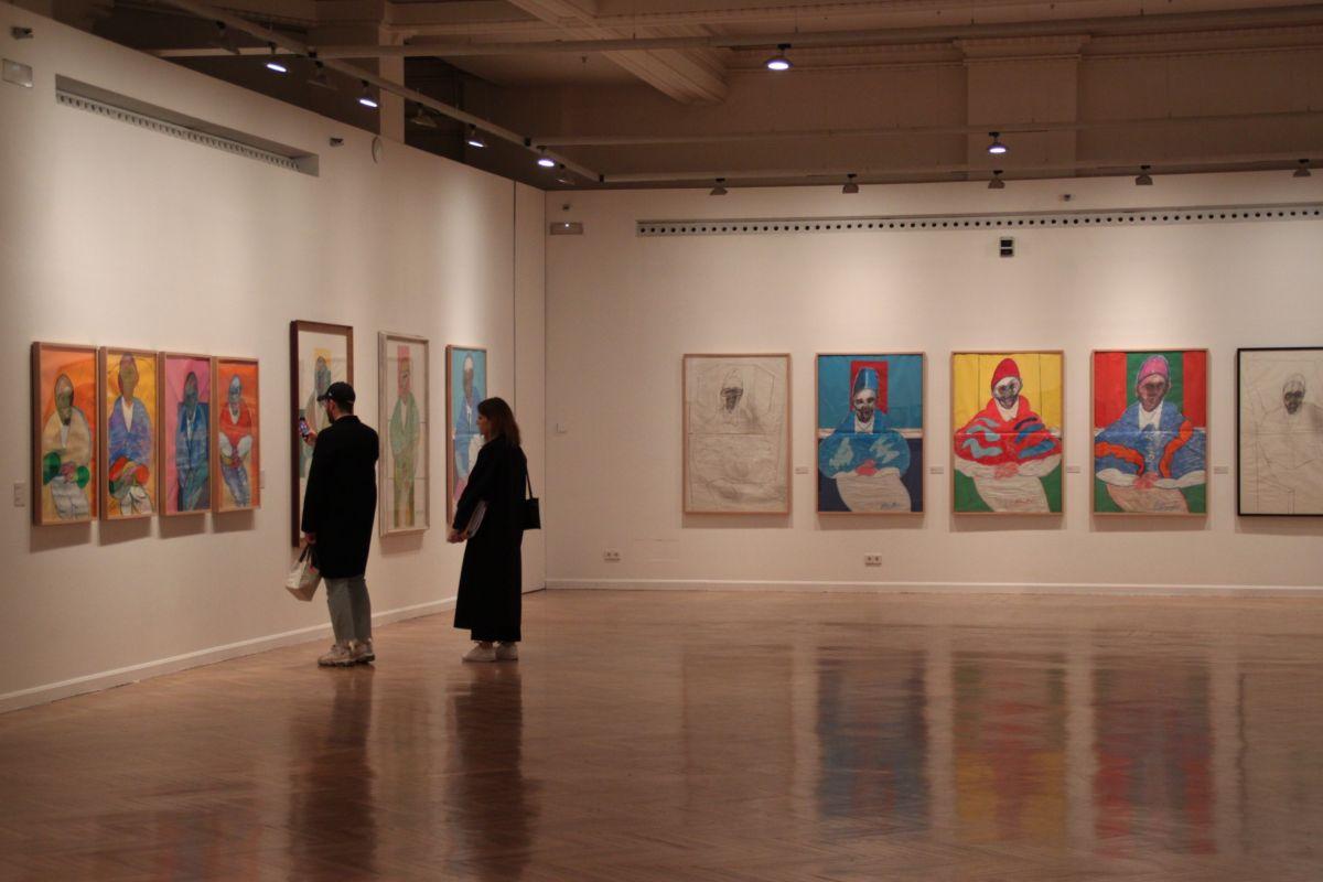 Exposición en el Circulo de Bellas Artes Madrid