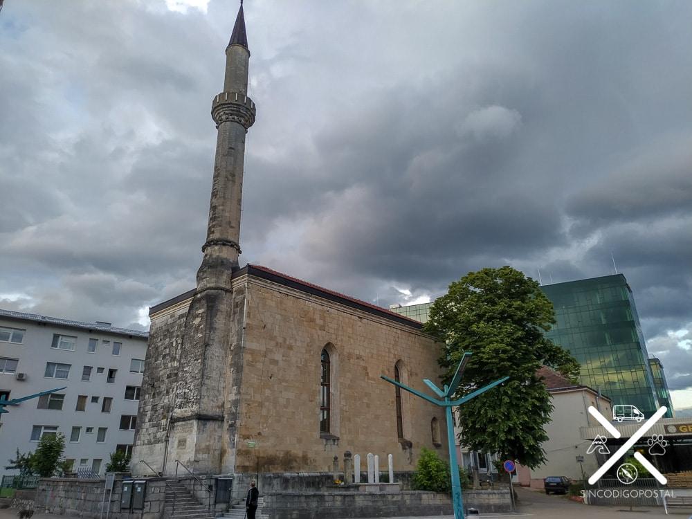 Mézquita en Bihac