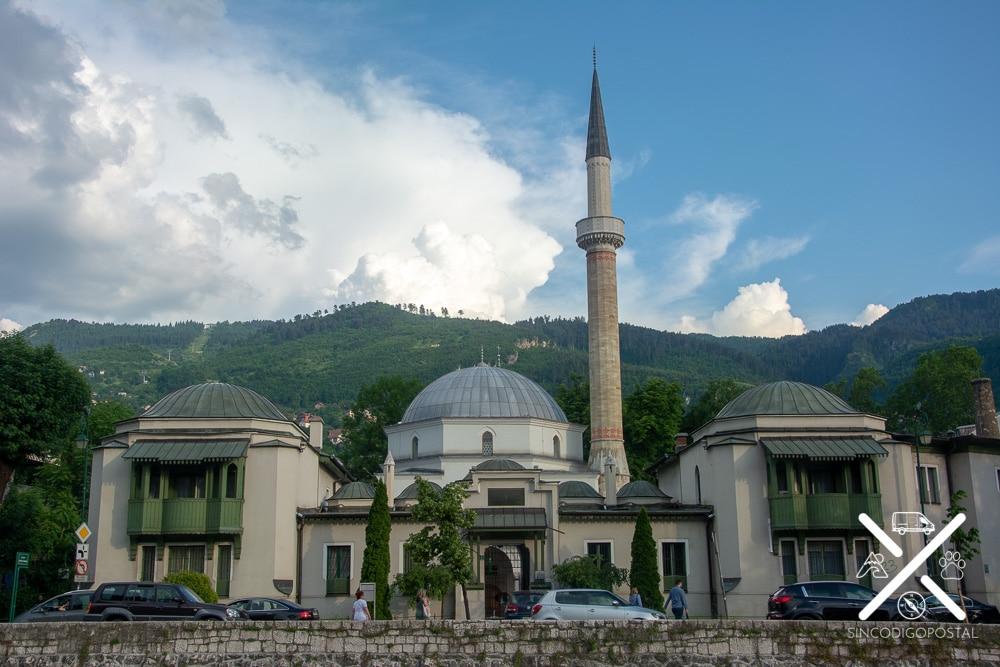 Mézquita más antigua