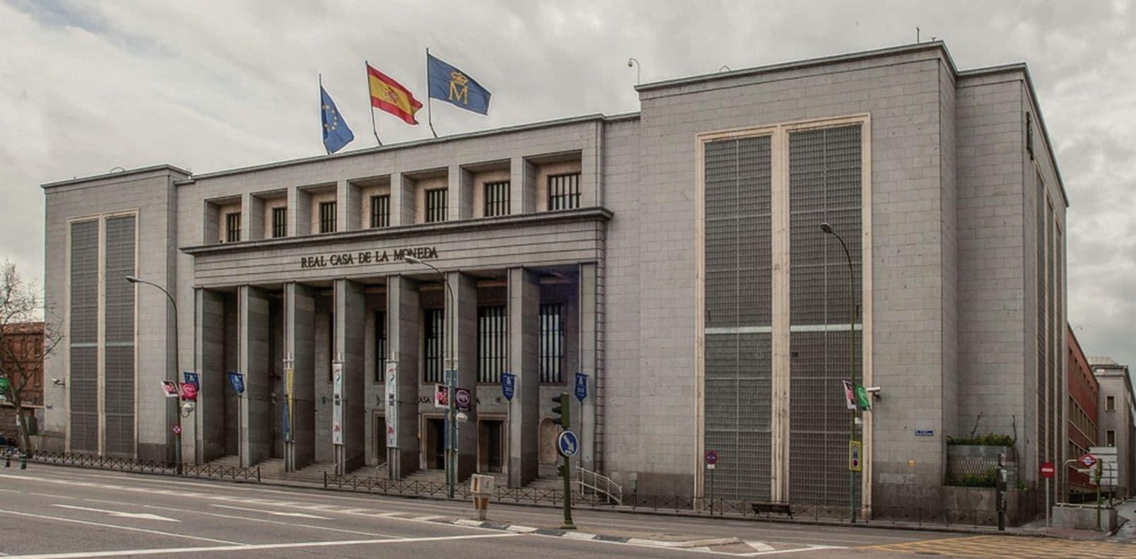 Museo de la Moneda en Madrid