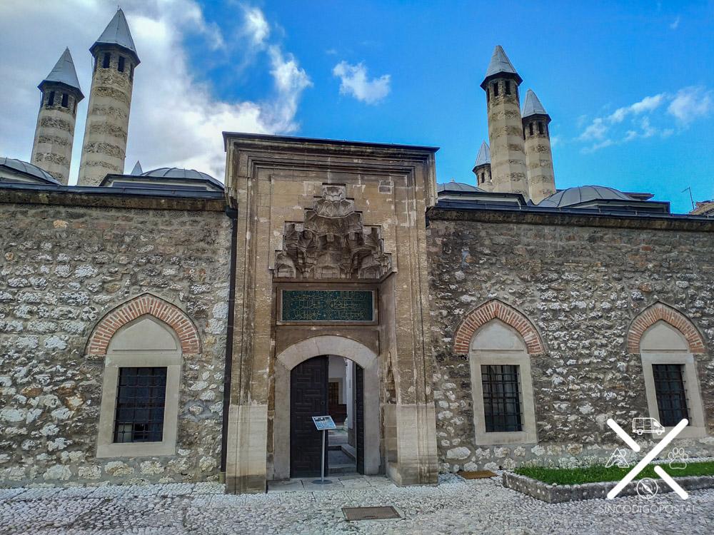 Museo de la mezquita Gazi Husrev-beg