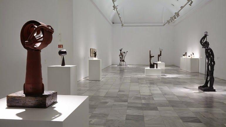 Obras del Museo Reina Sofía