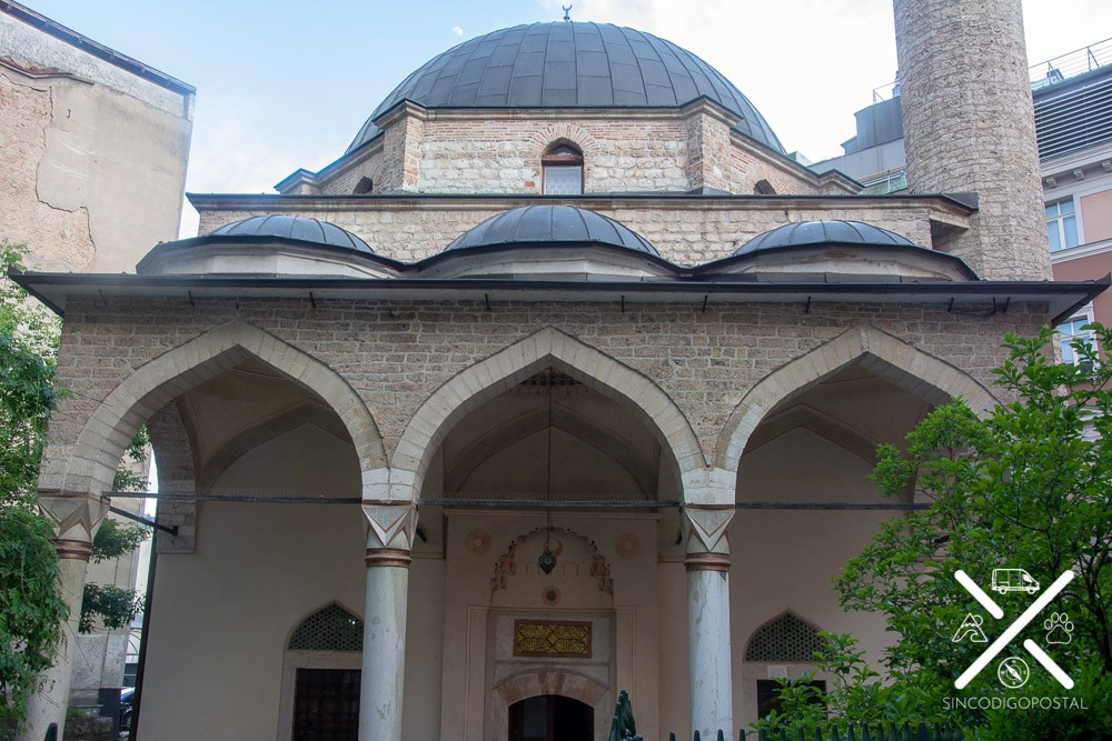 mezquita Gazi Husrev-beg