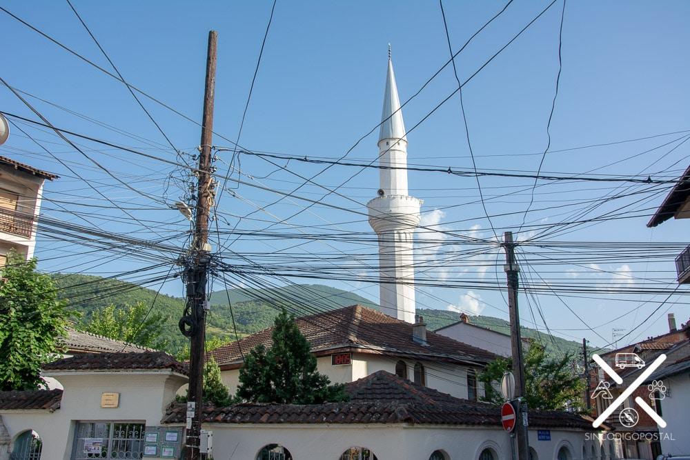 Cableado típico en Kosovo
