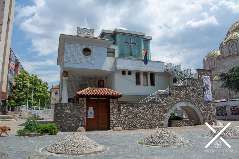 Casa Memorial de la Madre Teresa