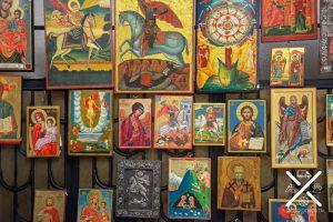 Estampas ortodoxas