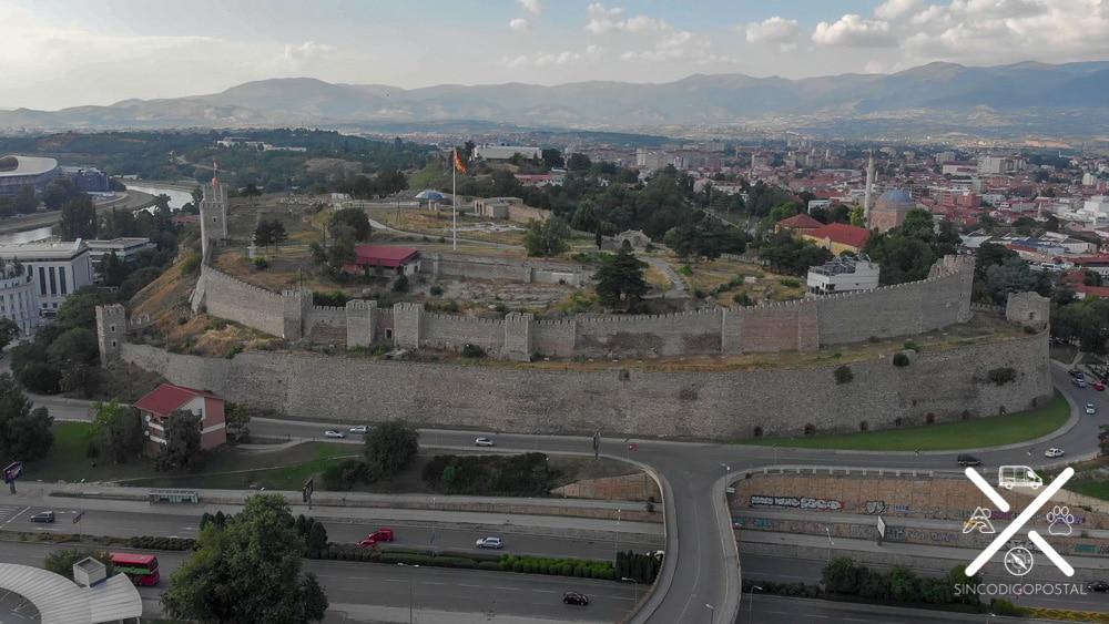 Fortaleza de Skopje o Kale