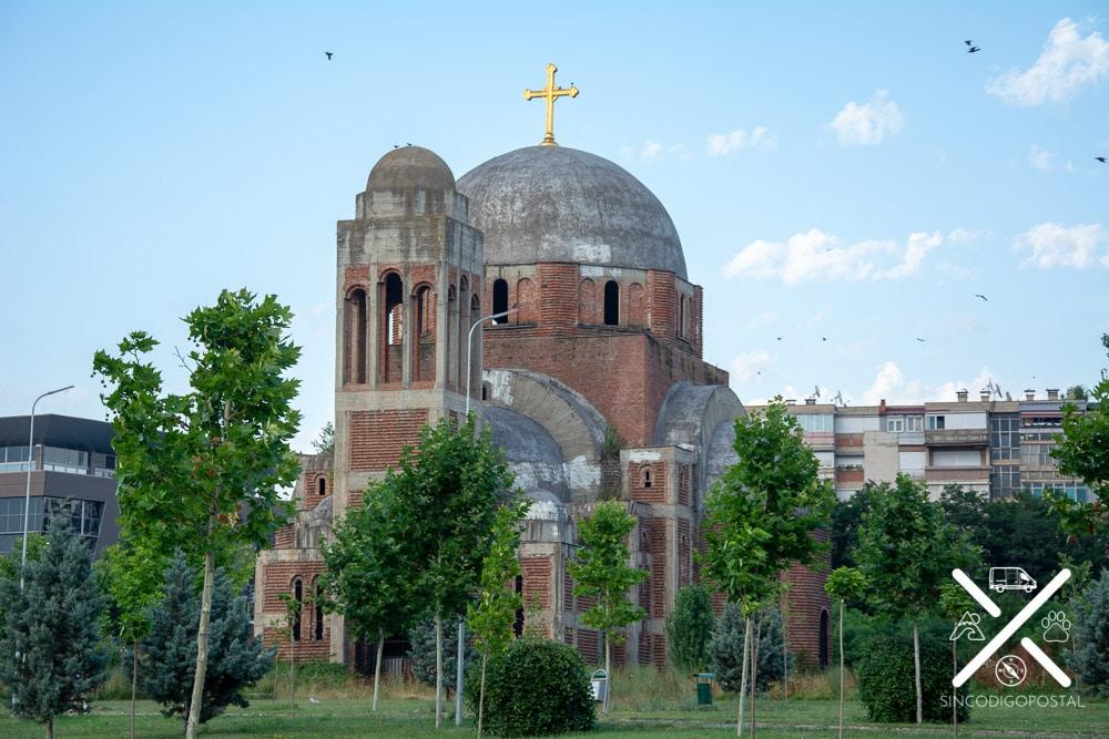 Iglesia de San Salvador