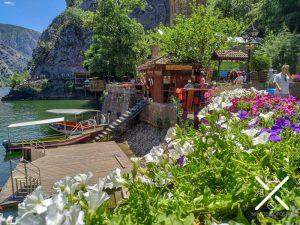 Lugar para alquilar actividades del Cañón Matka