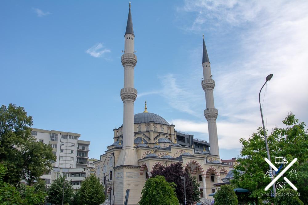 Mezquita Mitrovica