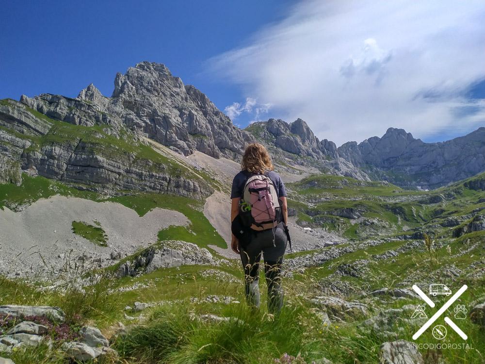 Pico más alto de Montenegro, Bobotov Kuk