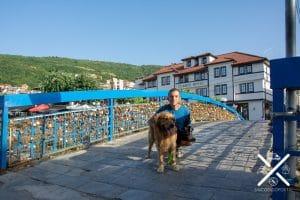 Puente de los Candados en Prizren
