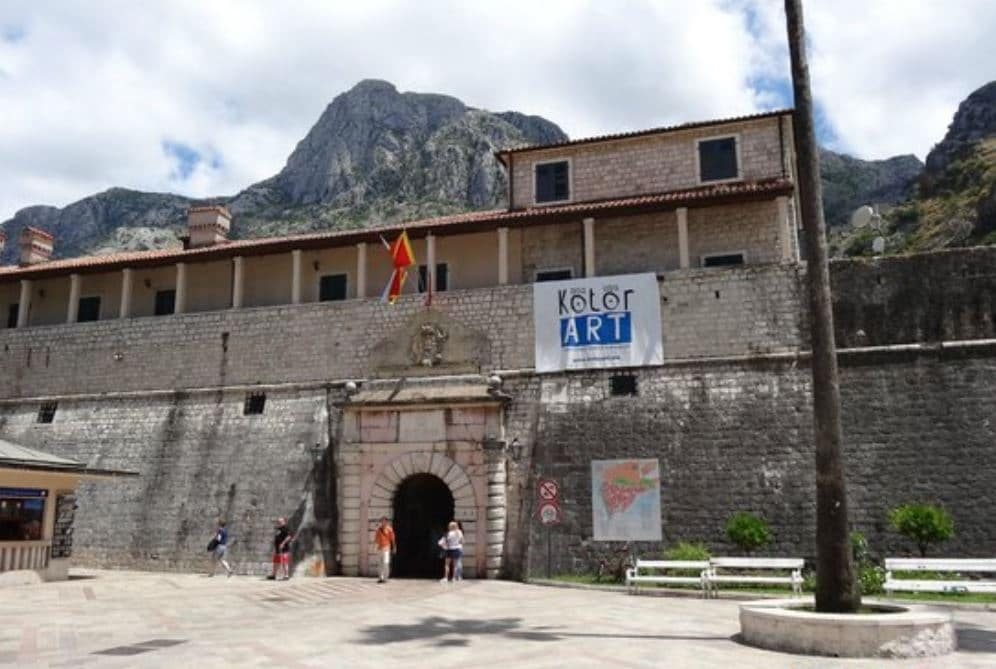 Puerta del Mar de Kotor