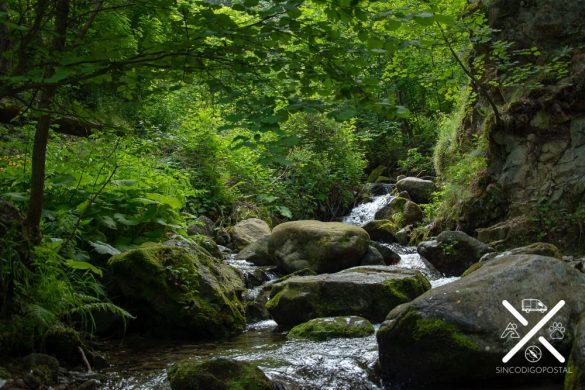 Riachuelos Cascada Gorica