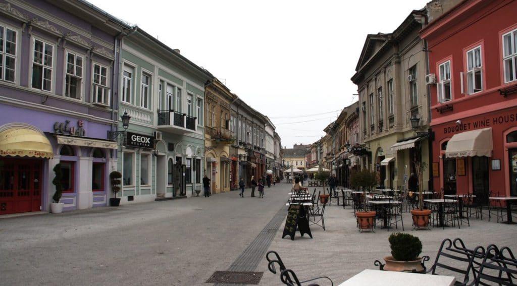 Calle Dunavska