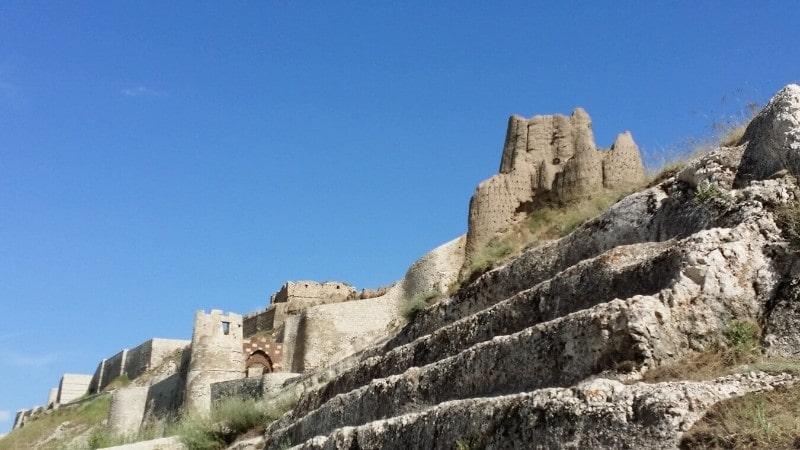 Castillo de la ciudad de Van