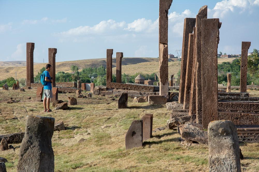 Cementerio de Ahlat