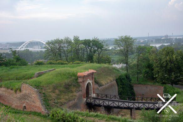 Entrada a la Fortaleza Petrovaradin