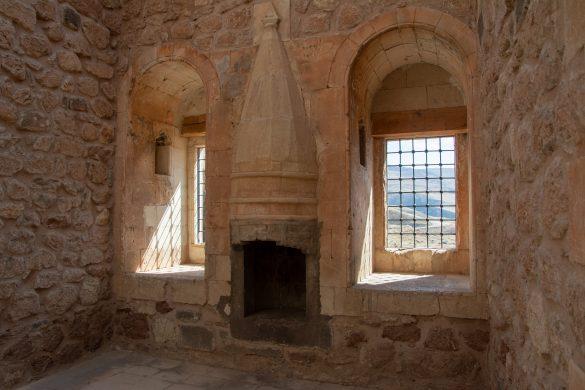 Habitaciones del Palacio de Ishak Pachá