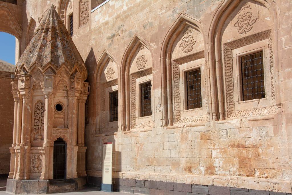 Hall Palacio de Ishak Pachá