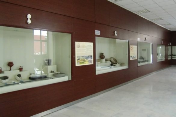 Interior museo de Van