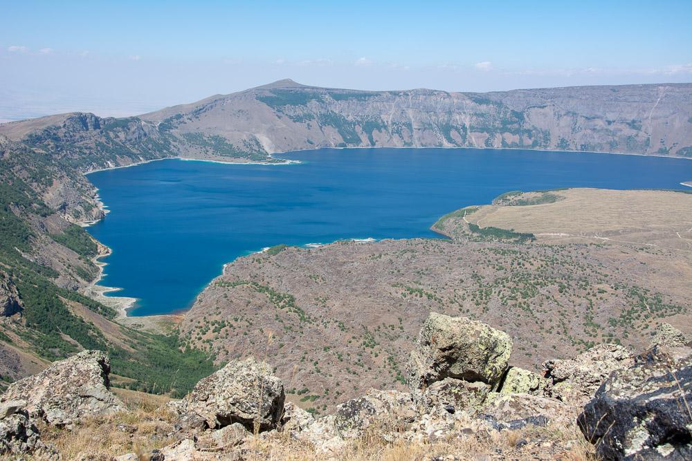 Lago del Volcán Nemrut