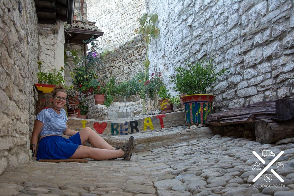 Magia por las calles de Berat