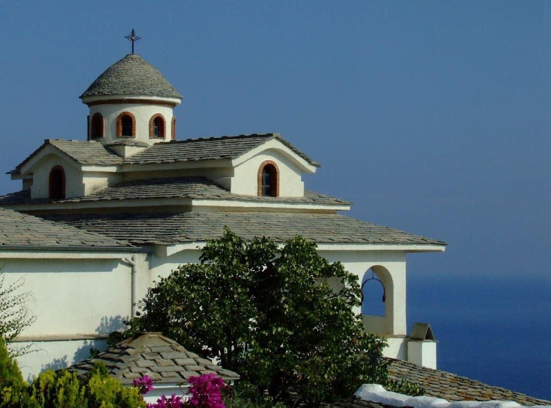 Monasterio Mihael Isla Tasos