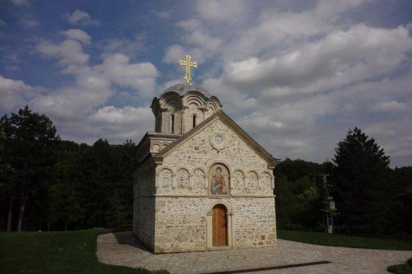 Monasterios en Fruska Gora